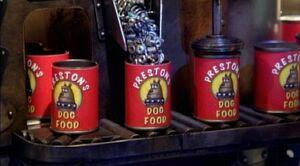 Prestons Dog Food