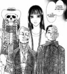 Sunako and her manequins