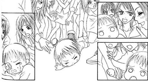 File:24 rin getting hurt by the fan girls.jpg