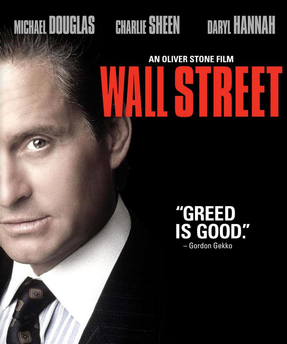 Image result for wall street film