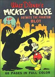 Mickey Mouse -0 Four Color -16187220 f