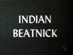 Indian Beatnick