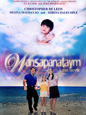 Wansapanataym the movie poster