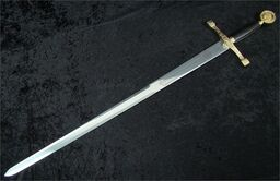 Clarent, Sword of Merlin