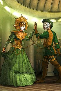 Masqueradeball
