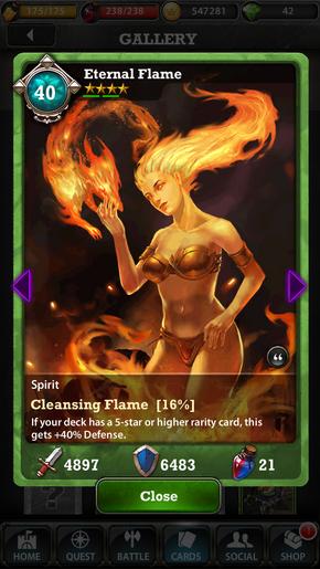 Flame 40