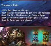Treasure Rain