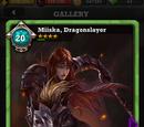 Miiska, Dragonslayer