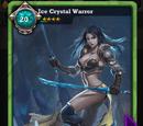 Ice Crystal Warrior