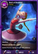 Doll of Destiny Second Evolution