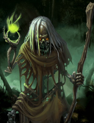 Skeleton Sorcerer (1)