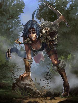 Wild Girl (2)