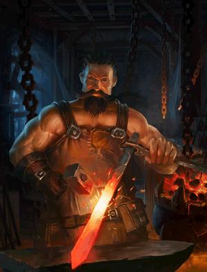 Master Blacksmith (1)