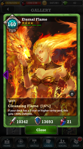Flame 160