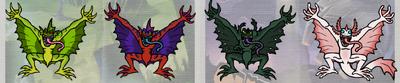 Amphibios skins