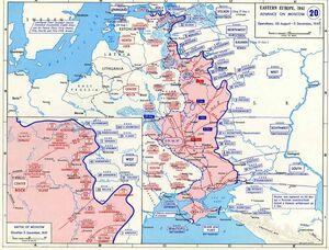 Map Operation Typhoon