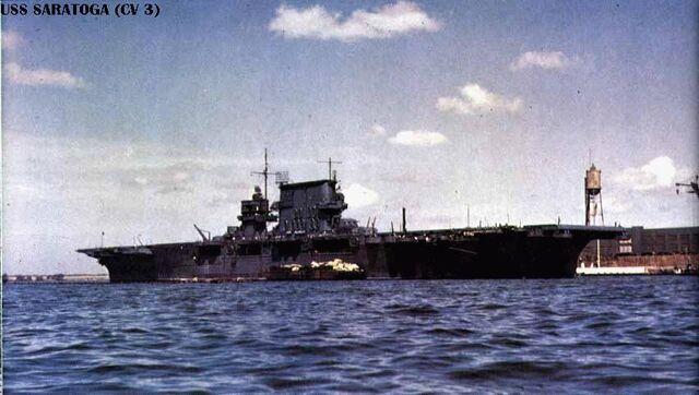 File:USS Saratoga-1942.jpg
