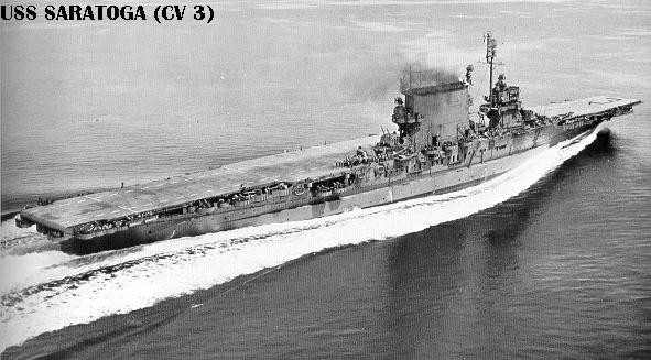 File:USS Saratoga-end of WWII.jpg