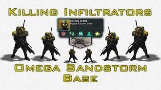 War Commander - Omega Sandstorm Base 2