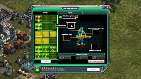 War Commander Customizable Units