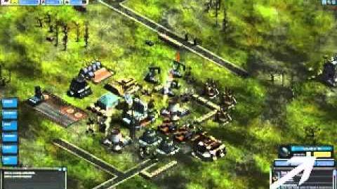 War Commander Operation Badger Run