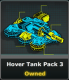 Hover Tank Pack 3