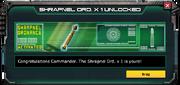 ShrapnelOrdnance-UnlockMessage