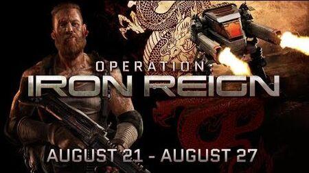 War Commander Operation Iron Reign