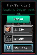 FlakTank-L6-WF10-Repair