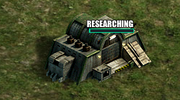 Gallery mine factory - researching