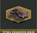 Titan Invasion Base
