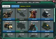 Operation Hellstorm Event Store