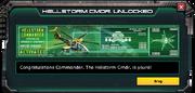 HellstormCommander-UnlockMessage