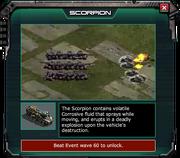 Scorpion-EventShopDescription