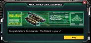 Roland-UnlockMessage