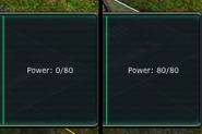 13 active power