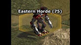 Eastern Horde 75, Legion base Advanced Scout