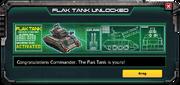 FlakTank-UnlockMessage