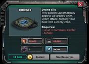 DroneSilo-BuildRequirements