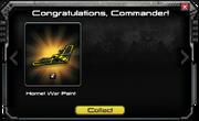 Hornet-PrizeAwarded