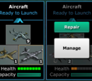 Aircraft Platoon
