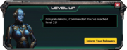 LevelUp-Lv21-Message