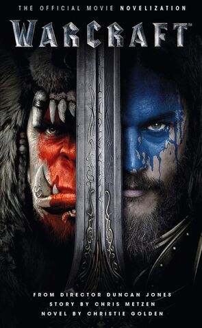 File:Warcraft The Official Movie Novelization book cover.jpg
