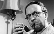 Raymond Chandler's Pipe