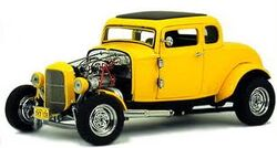'32 Ford Deuce Coupe