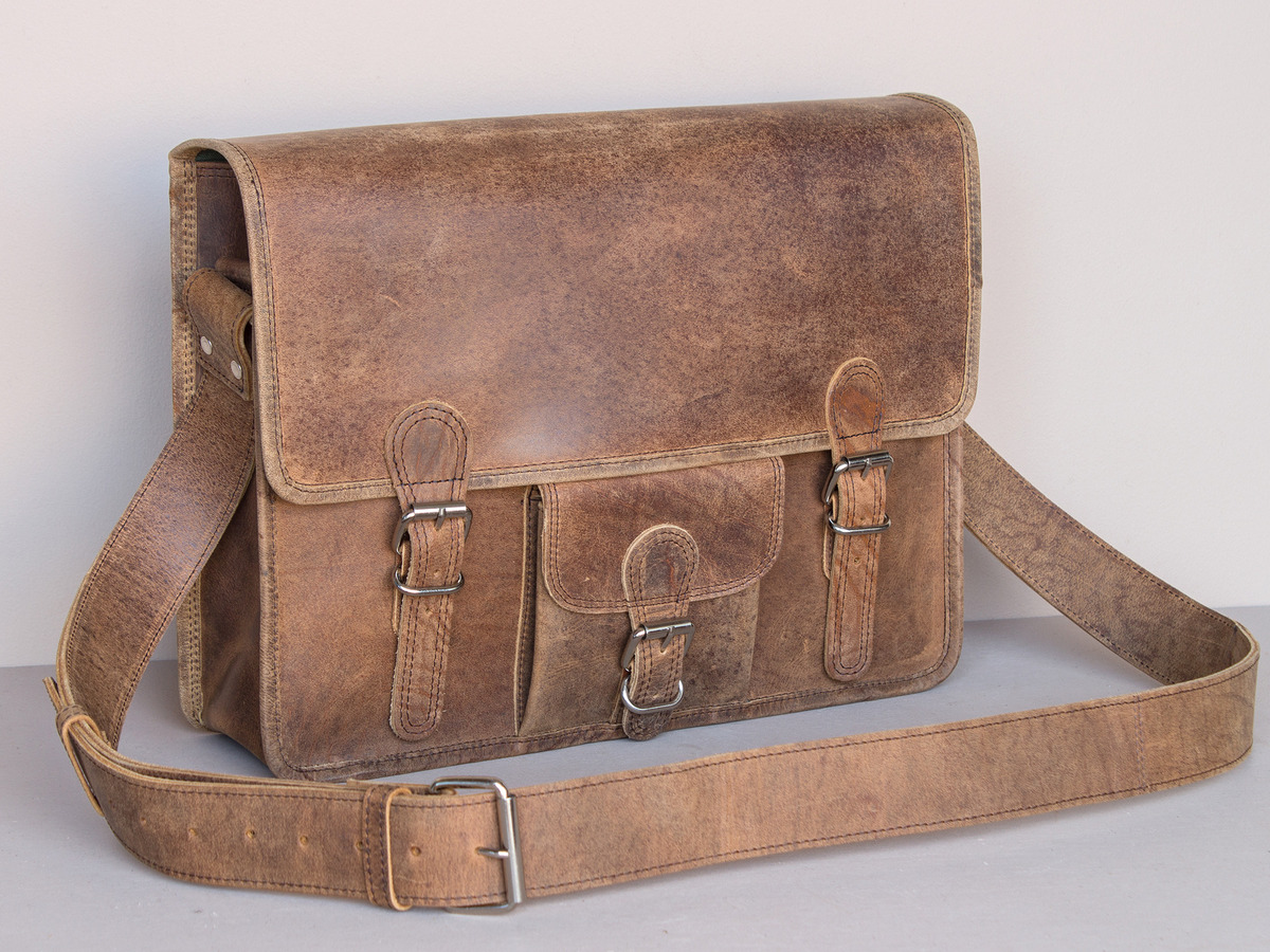 John D. Grady's Satchel | Warehouse 13 Artifact Database Wiki ...