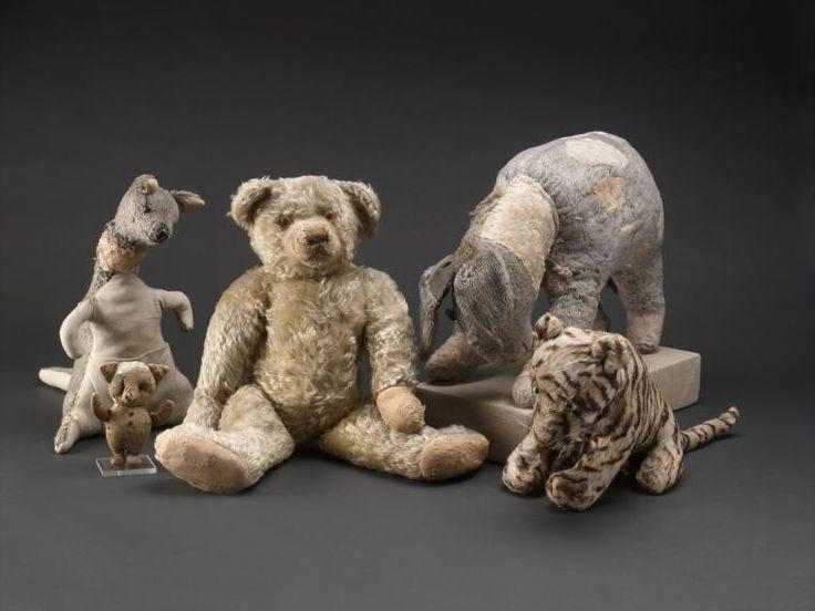 Christopher Robin Milne S Toys Warehouse 13 Artifact