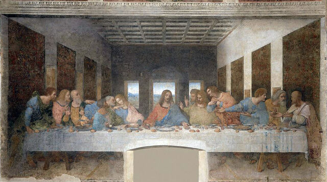 File:DaVinci Last-Supper.jpg