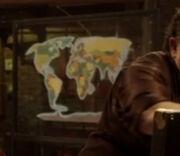 Artie's world map