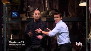 Warehouse 13 Season 5 Sneak Peek 501